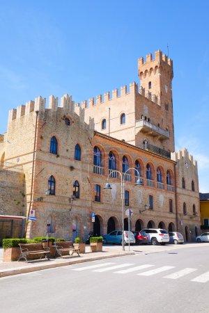 Central part of Rimini