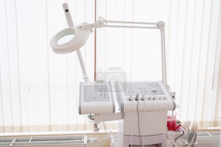 Equipment for cosmetics in  clinic