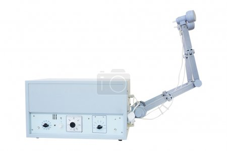 Electromagnetic physiotherapy apparatus