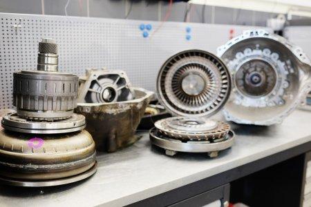 Engineering gearbox parts