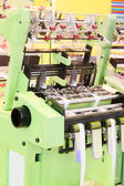 Textile weaving machine