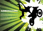 Motorcross poster
