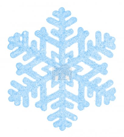 Beautiful snowflake decoration