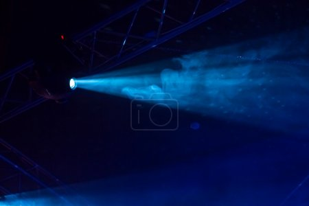 Photo for Colorful Concert Light Show, entertainment background - Royalty Free Image