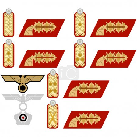 Insignia of the Wehrmacht generals