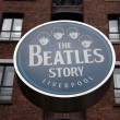Постер, плакат: LIVERPOOL UK JUNE 16: The Beatles Story opened since May 199