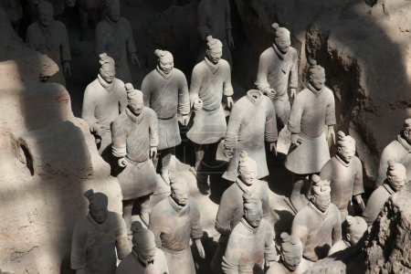 ":The Terracotta Army or the ""Terra Cotta War"