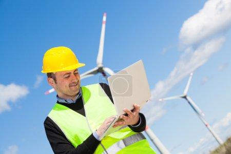 Engineer at Power Generator Station
