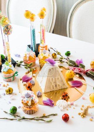 sweet Easter dessert