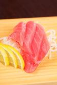 Gurmánské japonský sashimi