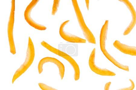 highlighted orange citrons