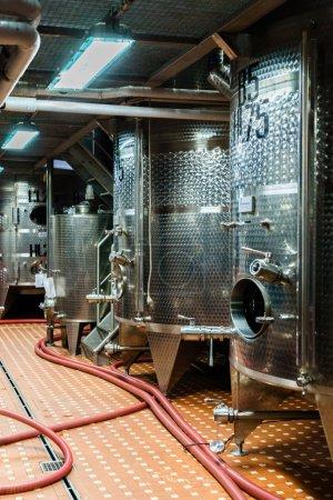 winemaker factory interior