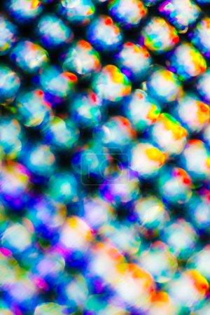 Disco blurred  background