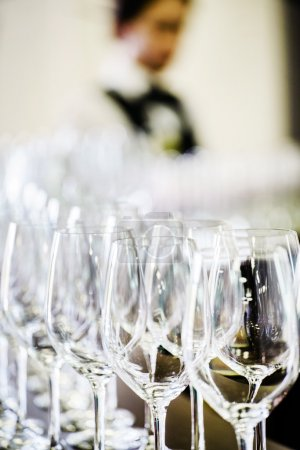 catering service on celebration
