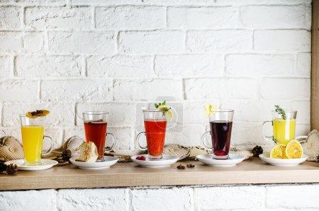 aromatic winter drink