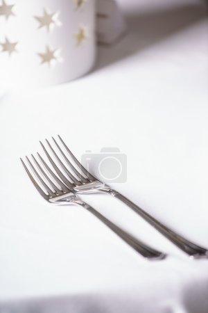 Restaurant table decoration