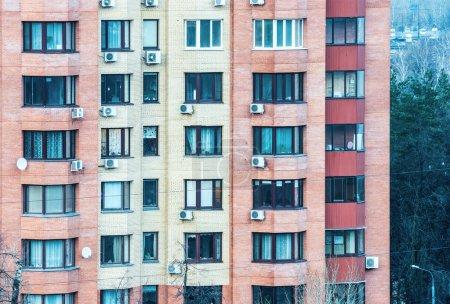 living facade
