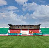 Empty stadium shot