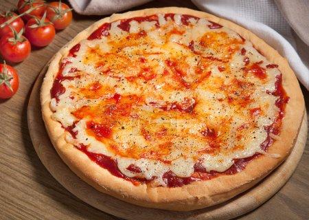 Pizza Margarita.