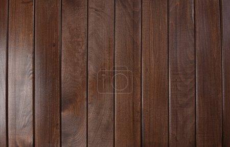 Photo pour Texture de planche de bois foncé. arrière-plan vieux panneaux - image libre de droit