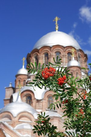 Old Russian Orthodox Cathedral
