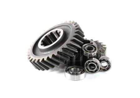 Gears And Ball Bearings