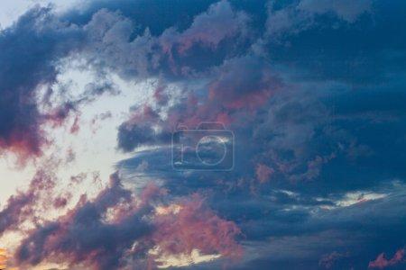 Foto de Fondo de nubes de tormenta - Imagen libre de derechos