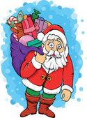 It is heavy to bear gifts