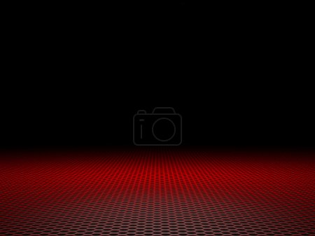 3d geometric background