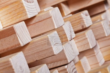 geometric wood background