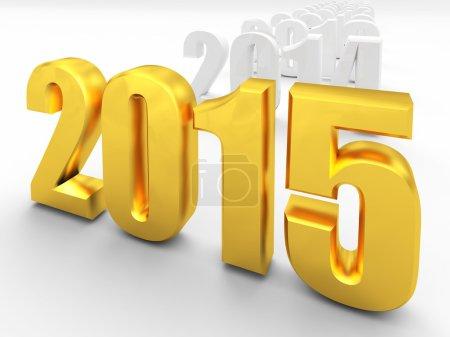 2015 new year