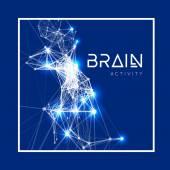 Concept of an Active Human Brain