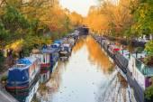 Little Venice district in West London