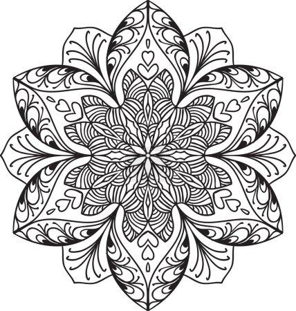 Hand drawn background