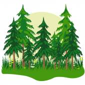 Fur wood