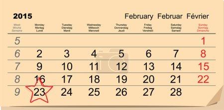February 23 - russian Fatherland Day
