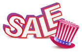 Sale Presidents Day Uncle Sams hat