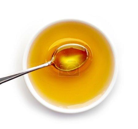 bowl of honey