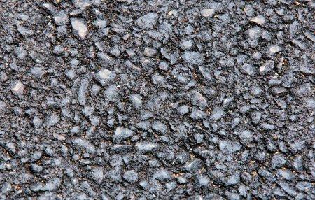 asphalt texture macro