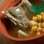 Abgoosht - Persian and Mesopotamian stew.mutton so...