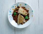 Weeknight Cod ryby Feijoada