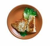 Kokosové krustě ryb