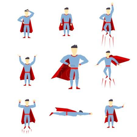 cartoon superhero collection