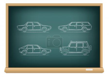 board types of cars