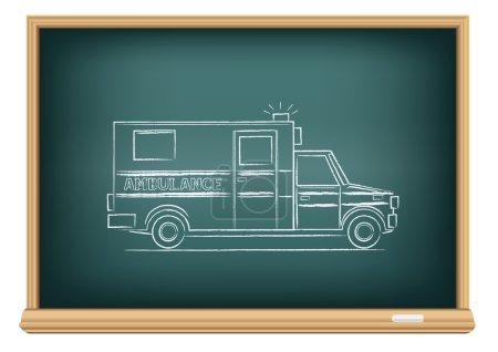 board ambulance