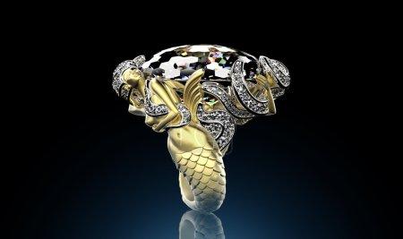 Ring with Diamond.