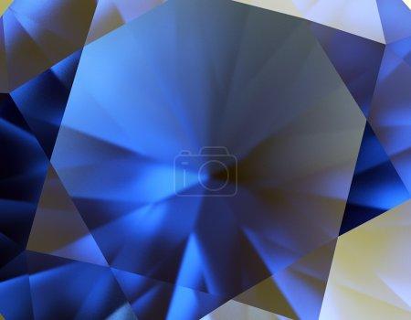 Background of jewelry gemstone.