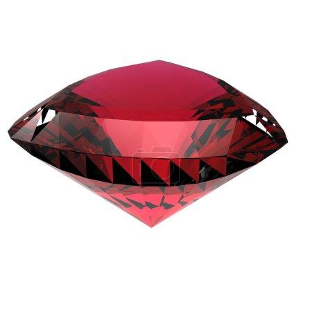 Luxury Jewelry Background with gemstone. Diamond. Garnet