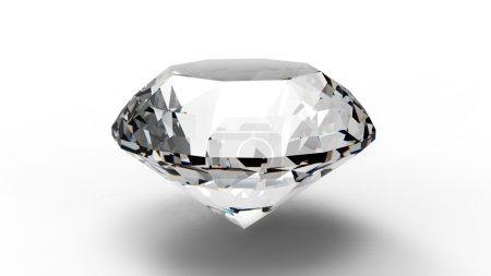 Diamond gemstone Background