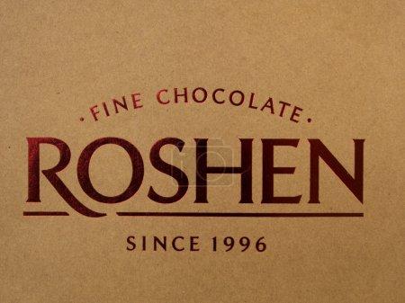 Roshen company logo